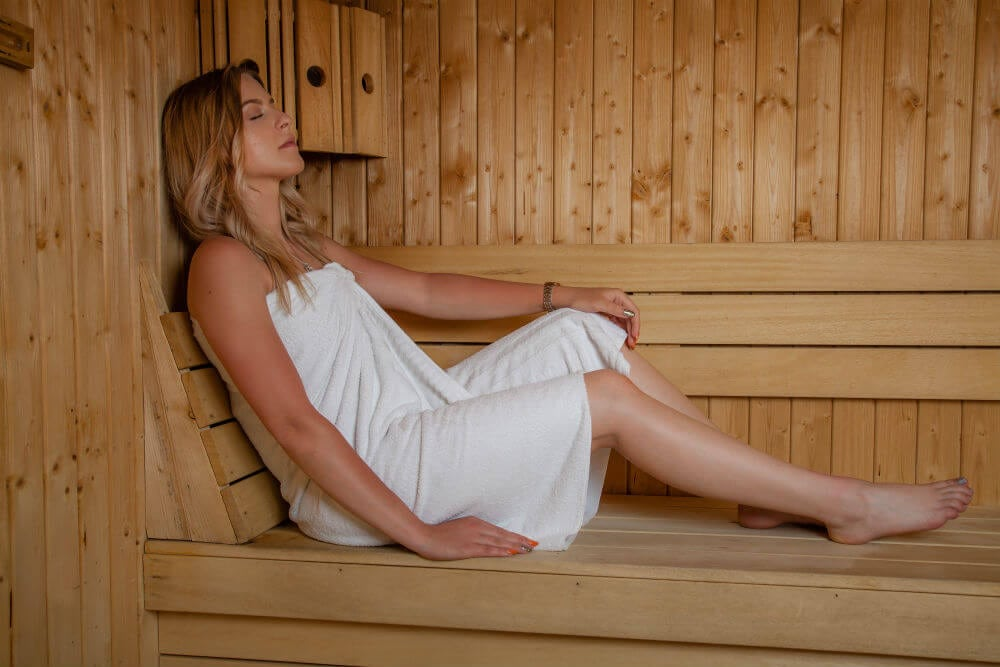 Brandon Hall Hotel and Spa Sauna